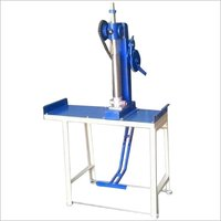 Single Pedal Agarbatti Making Machine