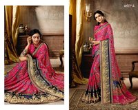 Ladies Fashion Sarees