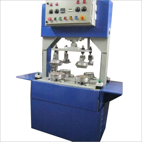 Four Die Hydraulic Paper Plate Making Machine