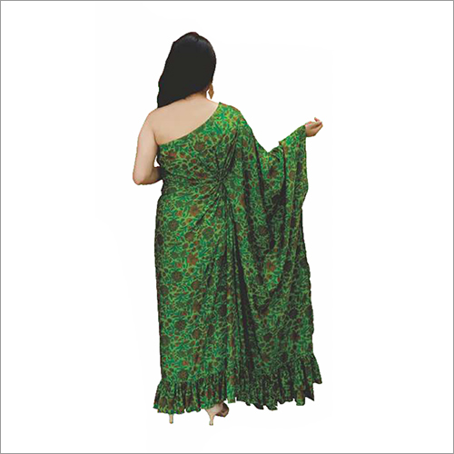 Ladies One Shoulder Dress