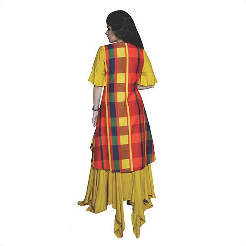 Ladies Multi Color Dress Jacket
