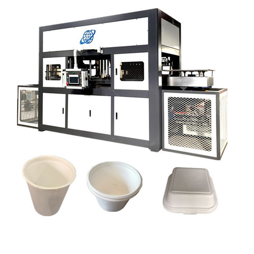 Seedling Pot Making Machine