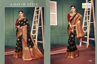 New Chanderi Cotton Silk Sarees