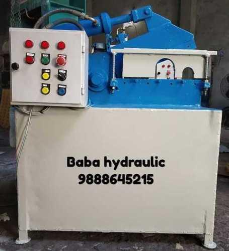 Hydraulic sheet cutter machine