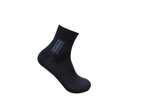 Men's Cotton Business Formal Ankle Socks
