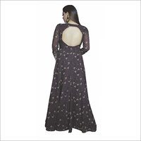 Sequins Drape Anarkali