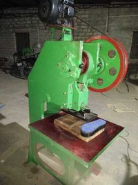 Power Press Slipper Making Machinery