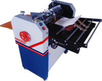 Automatic Friction Feeder Creasing Machine