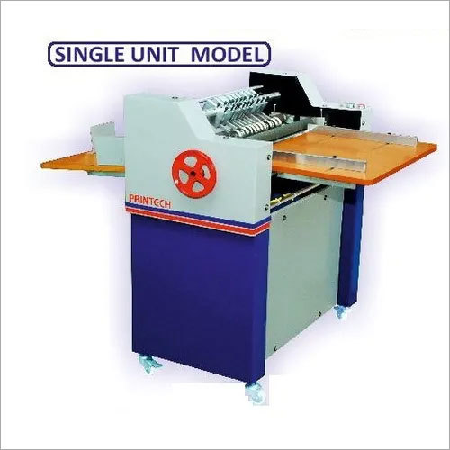 Single Unit Perforating Machine