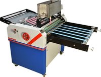 Automatic Top Gumming  UV Coating Machine