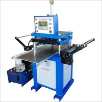 Flat Bed Die Punching Machine Foiling