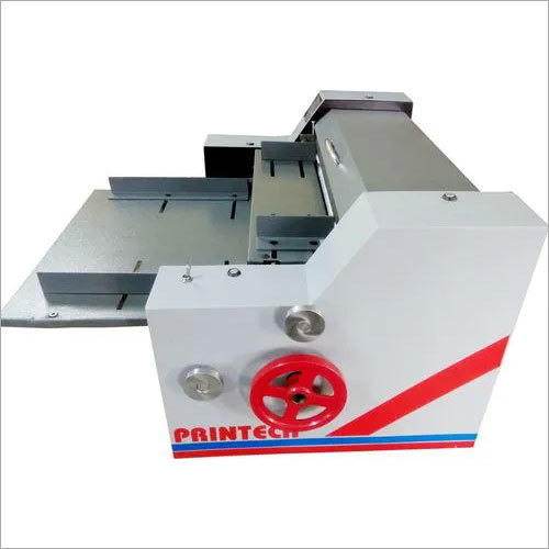 Visiting Card Cutting Machine