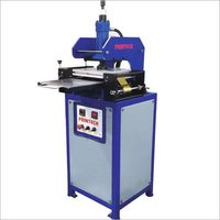 A4 Size Die Cutting Foiling Hot Stamping Machine