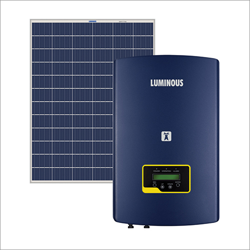 3 KW Luminous On Grid Solar Inverter
