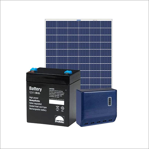 40 Watt Off Grid Solar Battery