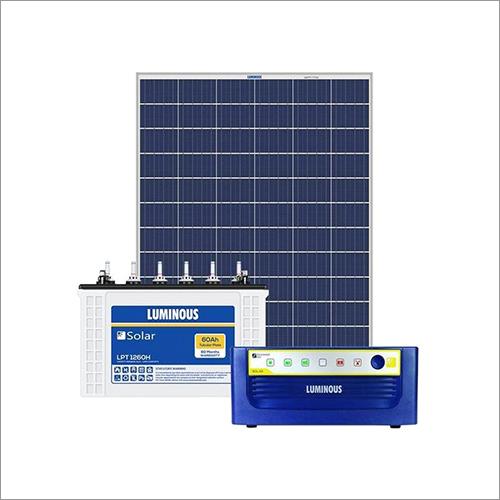 Off Grid Solar Battery