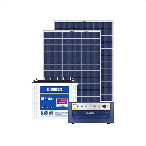 Luminous 850 VA Off Grid Solar Battery