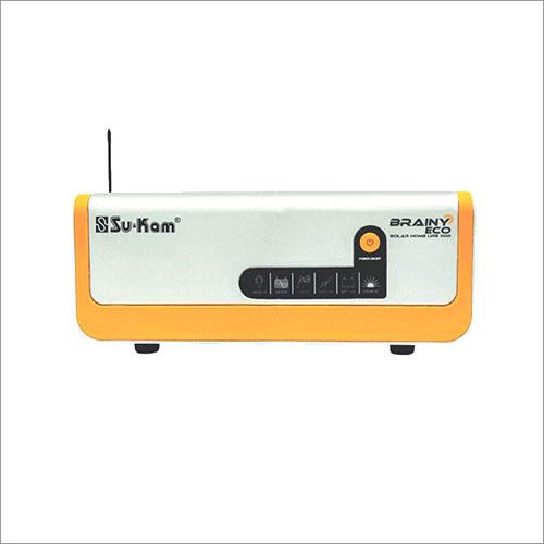 Eco 1600 VA Sukam Brainy Solar Inverter With Pwm Charger