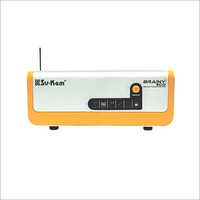 Eco 1600 VA Sukam Brainy Solar Inverter With Pwm Charger