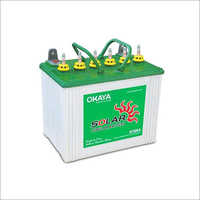 20 Ah Okaya Solar Tubular Battery