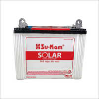 20 Ah Sukam Solar Tubular Battery