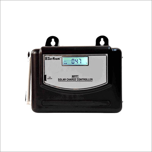 25 Amps 12-24 Volt Sukam Mppt Solar Charge Controller