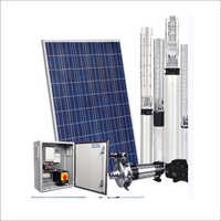 2 HP Solar Submersible Pump