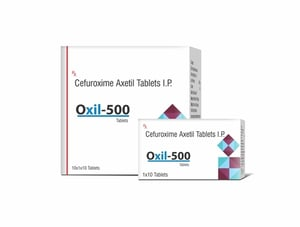 Truworth Oxil 500 (Cefuroxime Axetil Tablets)