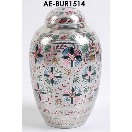 Lattice Cremation Urn