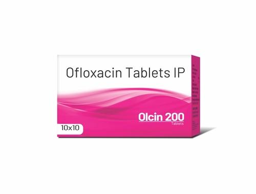 Truworth Olcin 200 / Oz (Ofloxacin Ornidazole Tablets)