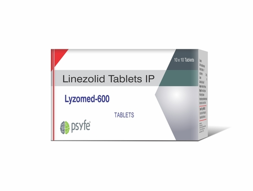 Truworth Lyzomed-600 (Linezolid Tablets)