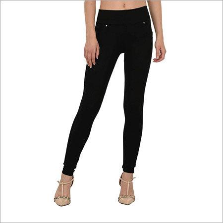 Ladies Black Denim Jeans