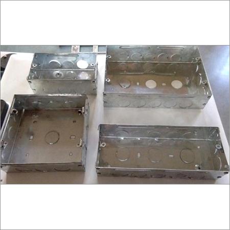 Modular Metal Concealed Box