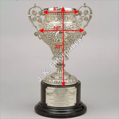 Competitive Army Sports Customized Trophy Cup