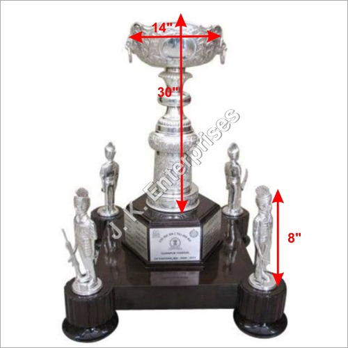Corporate Army Silver Trophy