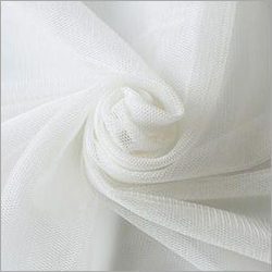 White Polyester Mono Net Fabric