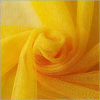 Yellow Polyester Mono Net Fabric