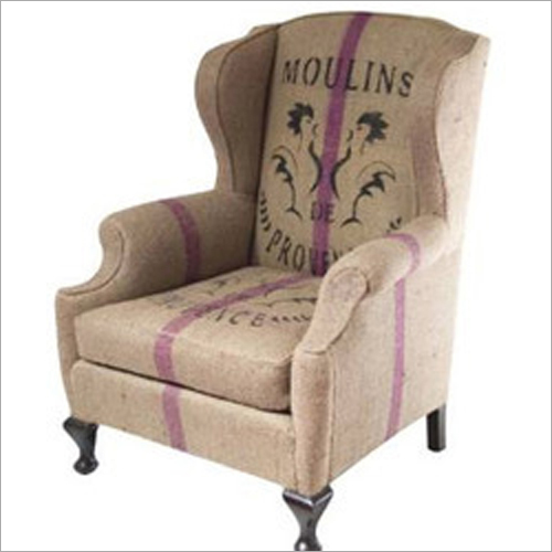 Single Seater Canvas Sofa