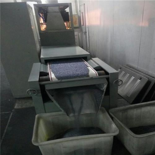 Tunnel conveyor belt type polysilicon drying equipment
