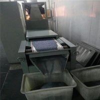 Tunnel conveyor belt type polysilicon drying equipment