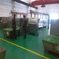 High efficiency lithium battery material drying equipment