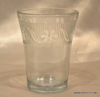GLASS  TUMBLER FOR TABLE
