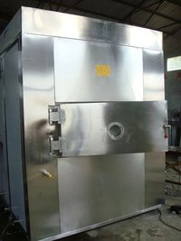 30KW Microwave Vacuum Dryer