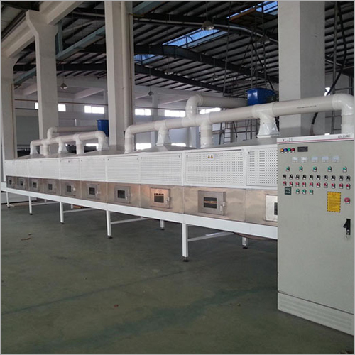 Wood Products Microwave Drying Sterilization Machine