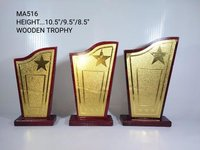 High star trophy