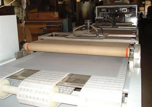 Tunnel Belt Microwave Cardboard Dryer