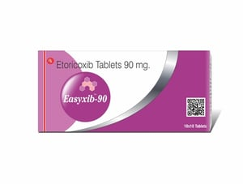 Truworth Easyxib 90 (Etoricoxib Tablets Ip)