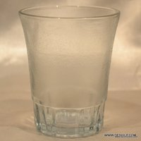 GLASS TUMBLER FOR WATER AND TEA