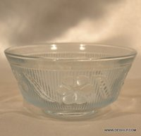 CLEAR GLASS SMALL BOWL
