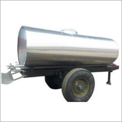 Stainless Steel Water Tank Trolley